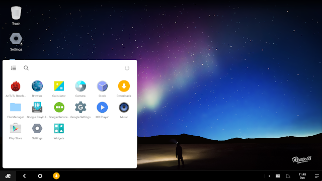 Cara Instal Remix OS Via USB Flashdisk (Portable)