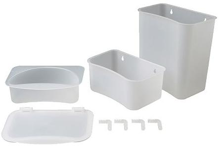 Grandi contenitori in plastica ikea simple ordine in for Box bimbi ikea