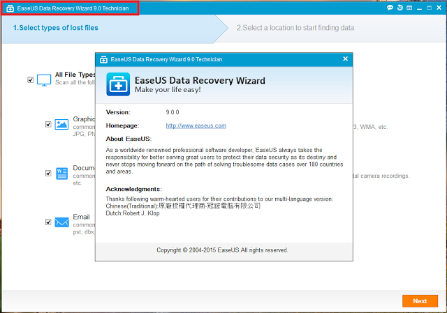 easeus data recovery wizard pro with crack