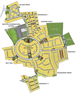Brentville International Community Site Development Plan