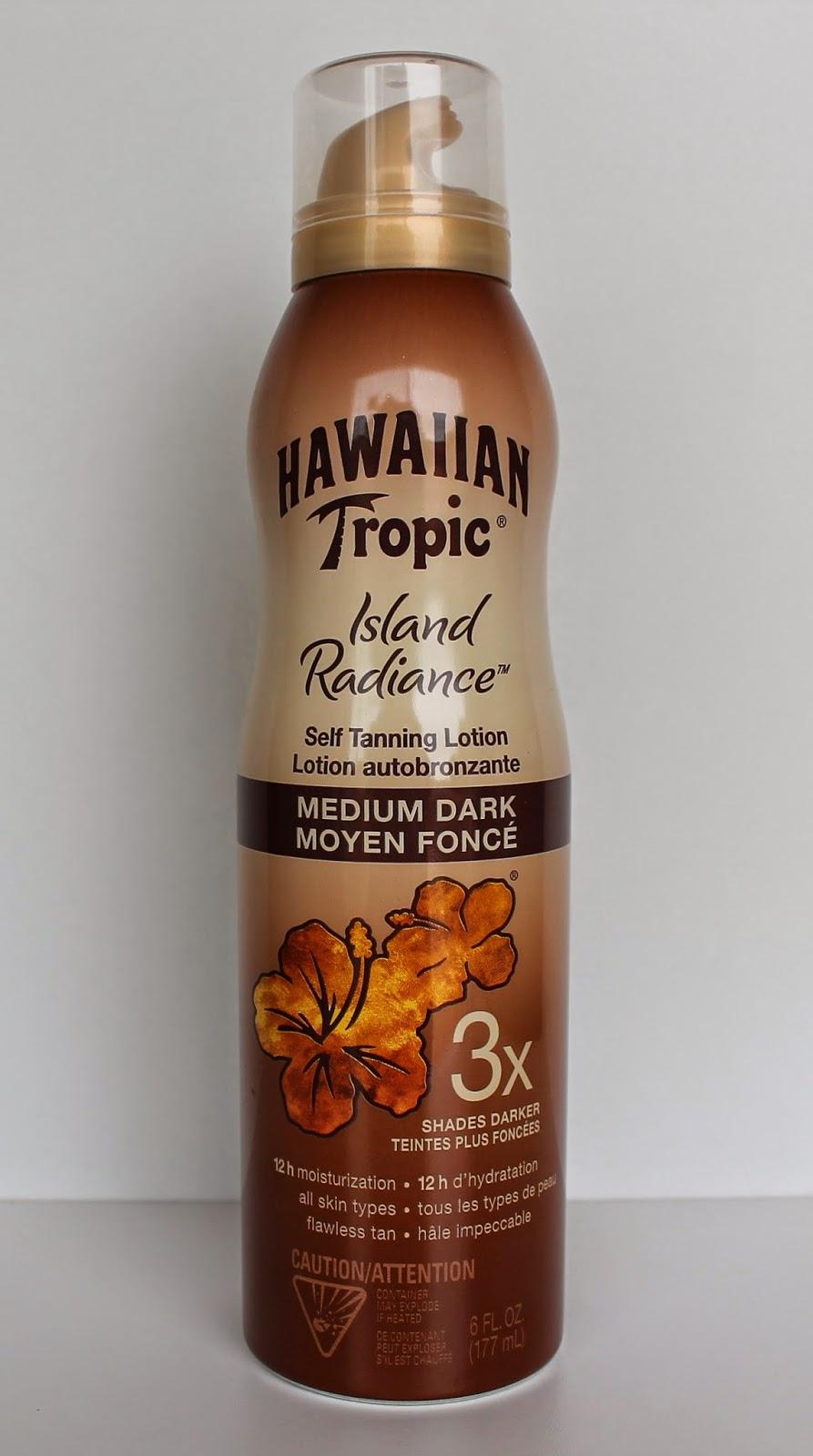 Autobronzant Hawaiian Tropic