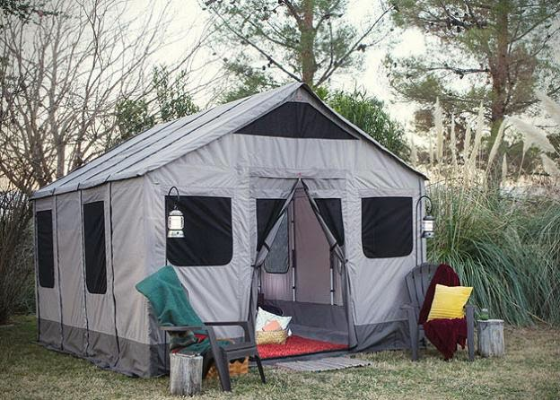 15 awesome tents and coolest tent designs part 3 for Tent a house