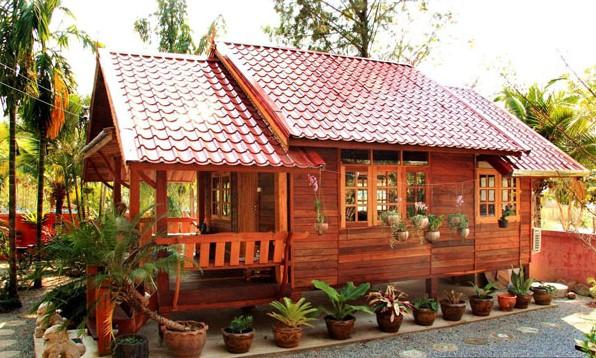 desain rumah kayu minimalis desain gambar furniture