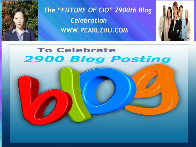 "The ""Fulture of CIO"" 2900 Blogs Sum Up"