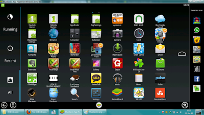 BlueStacks Version 0.8.10.3096