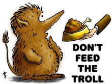 Don´t Feed The Troll
