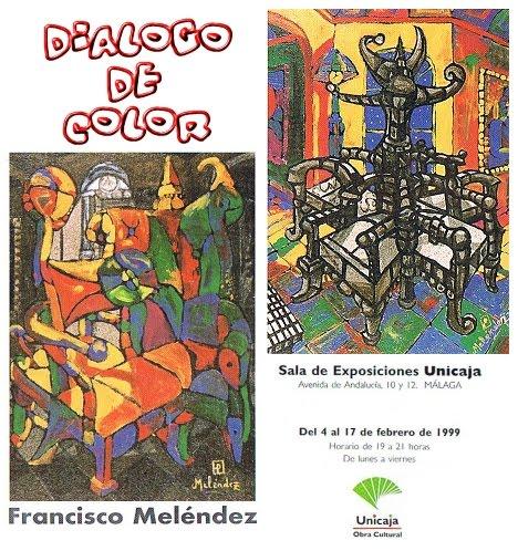 """""""EXPOSICIÓN UNICAJA - DIALOGO DE COLOR"""""""