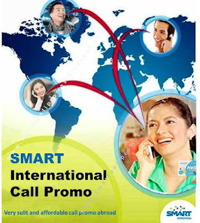 SMART International Call Promo