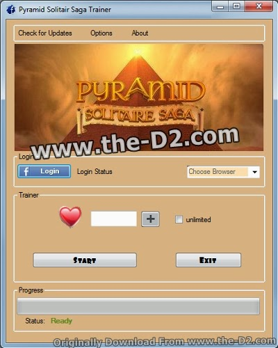 pyramid solitaire saga hack