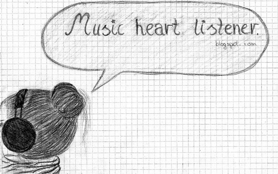 Music Heart Listener