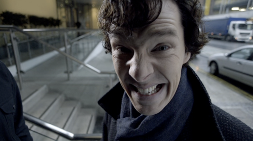 Dizi Tavsiyesi: Sherlock