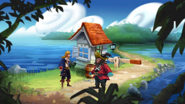 Monkey Island 2 Special Edition Lechuck's Revenge Photo
