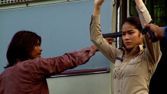 Hình ảnh phim Kiếm Hổ