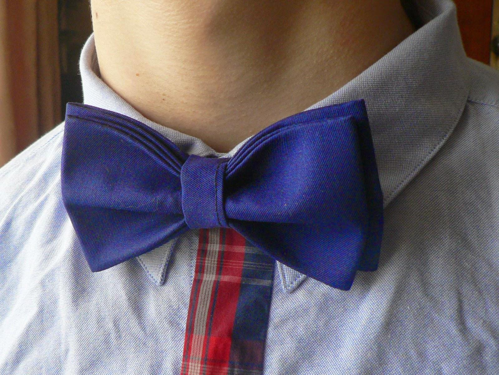 Как сшить бабочку галстук мк 89