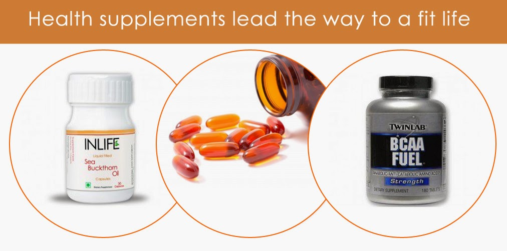 buy dietary supplements online in India