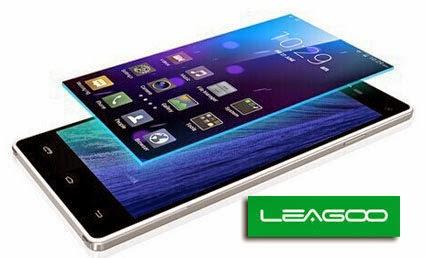 Leagoo Lead 5,HP Android KitKat Terbaru Harga Murah 1,5 Jutaan