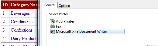 Print GridView Data In Asp.Net C# VB
