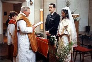 Rito Matrimonio Cattolico Tradizionale rito Santa Messa  latino