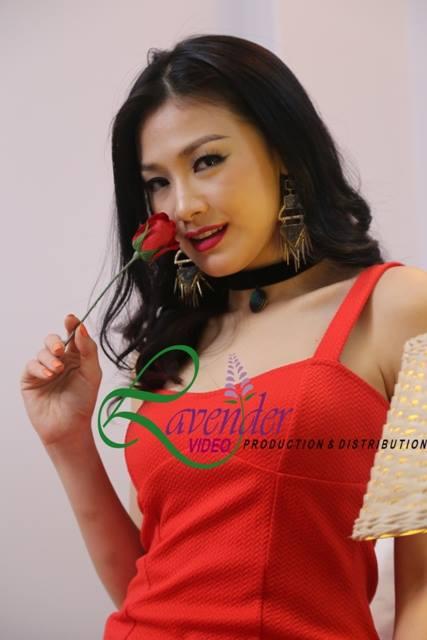 Nwe Darli Tun Starring In New Myanmar Movie Kaway Cho Tat Phel