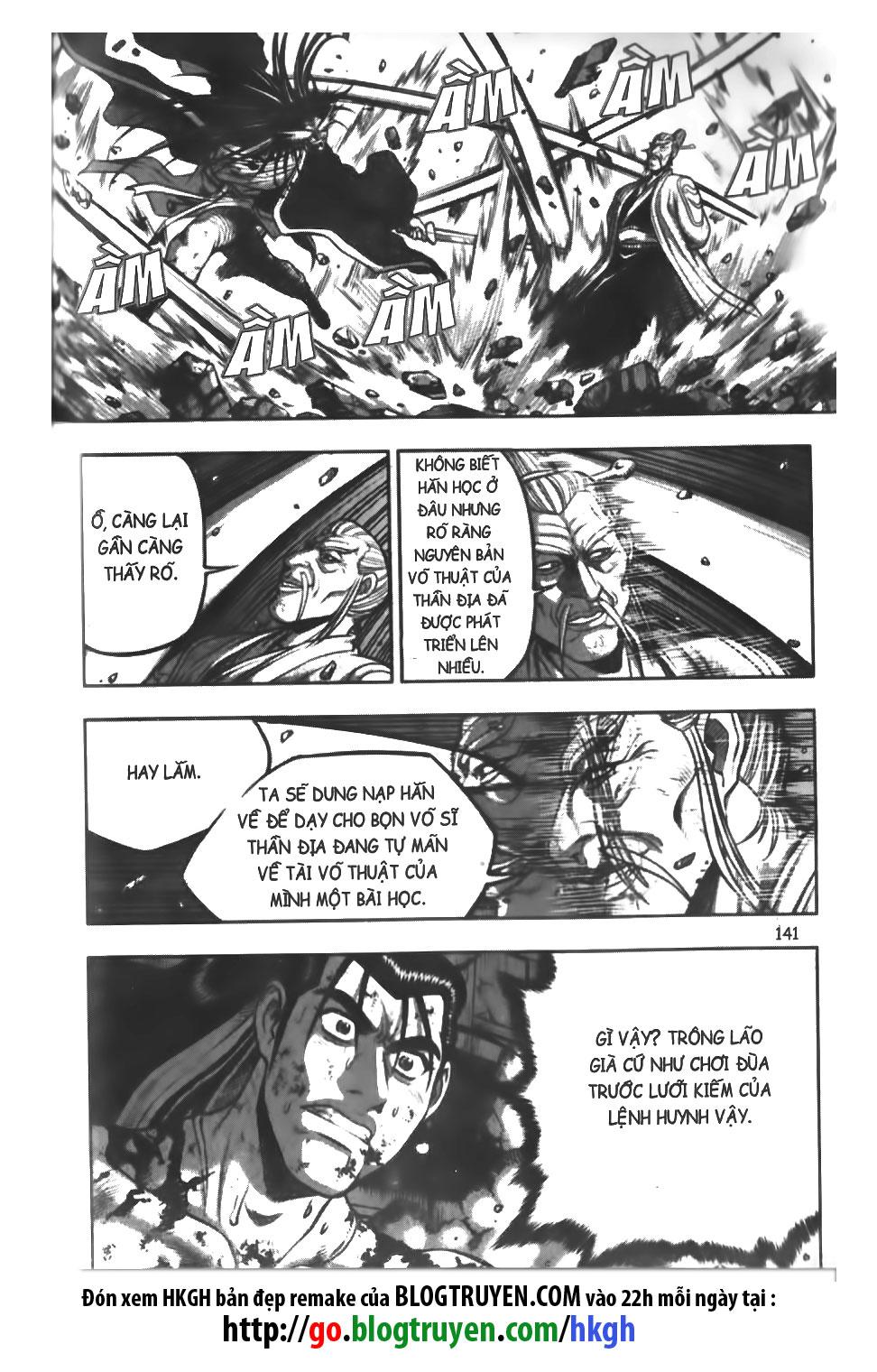 Hiệp Khách Giang Hồ chap 354 Trang 19 - Mangak.info