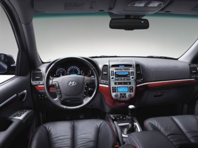 Hyundai Santa Fe 4WD With 197 PS Prices and Last Review 2011 | auto ...