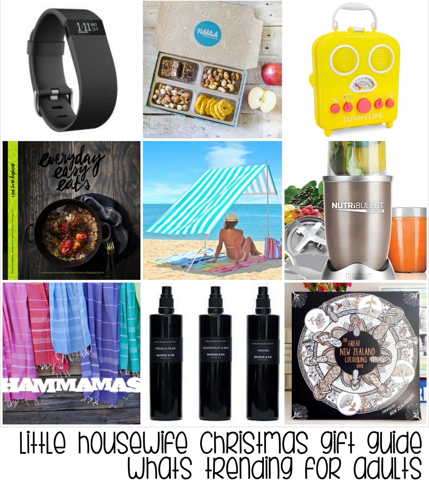 Little Housewife: Christmas Gift Guide - What\'s Trending for Adults