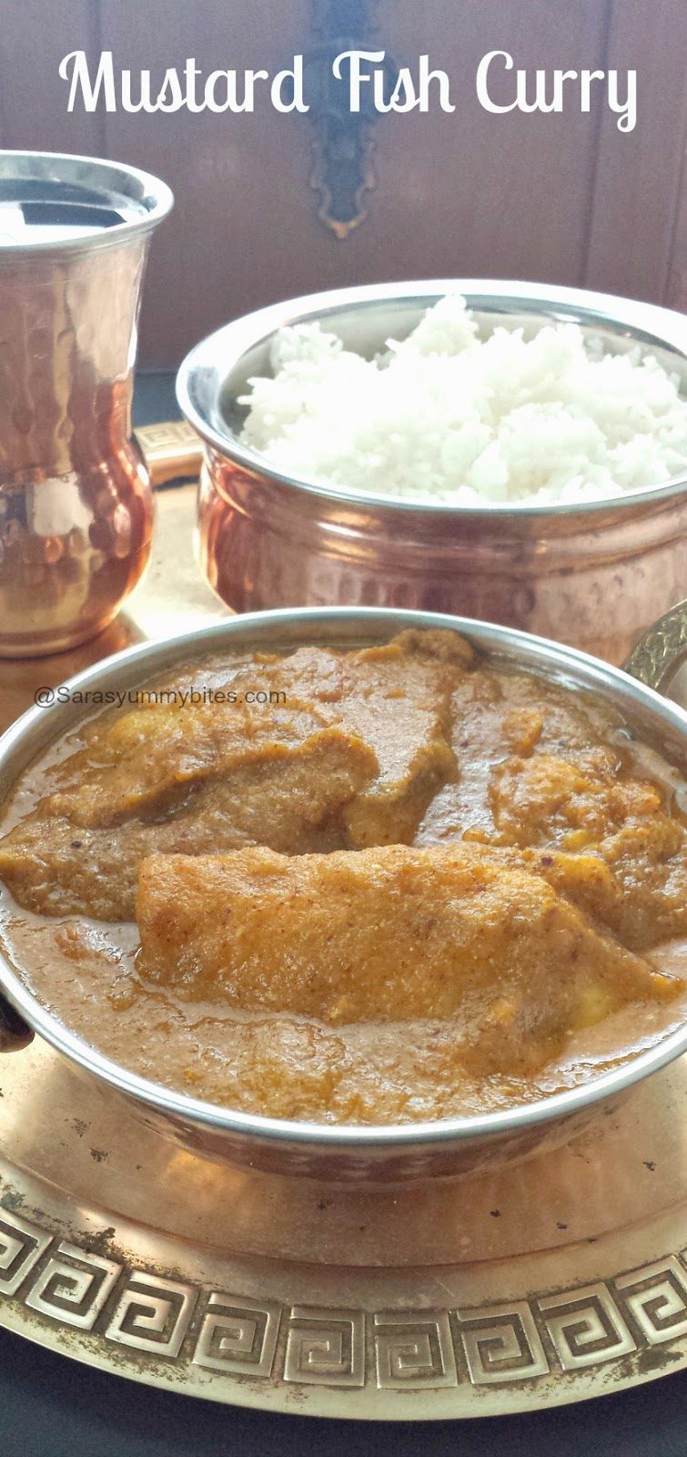 Bengali Mustard Fish Curry