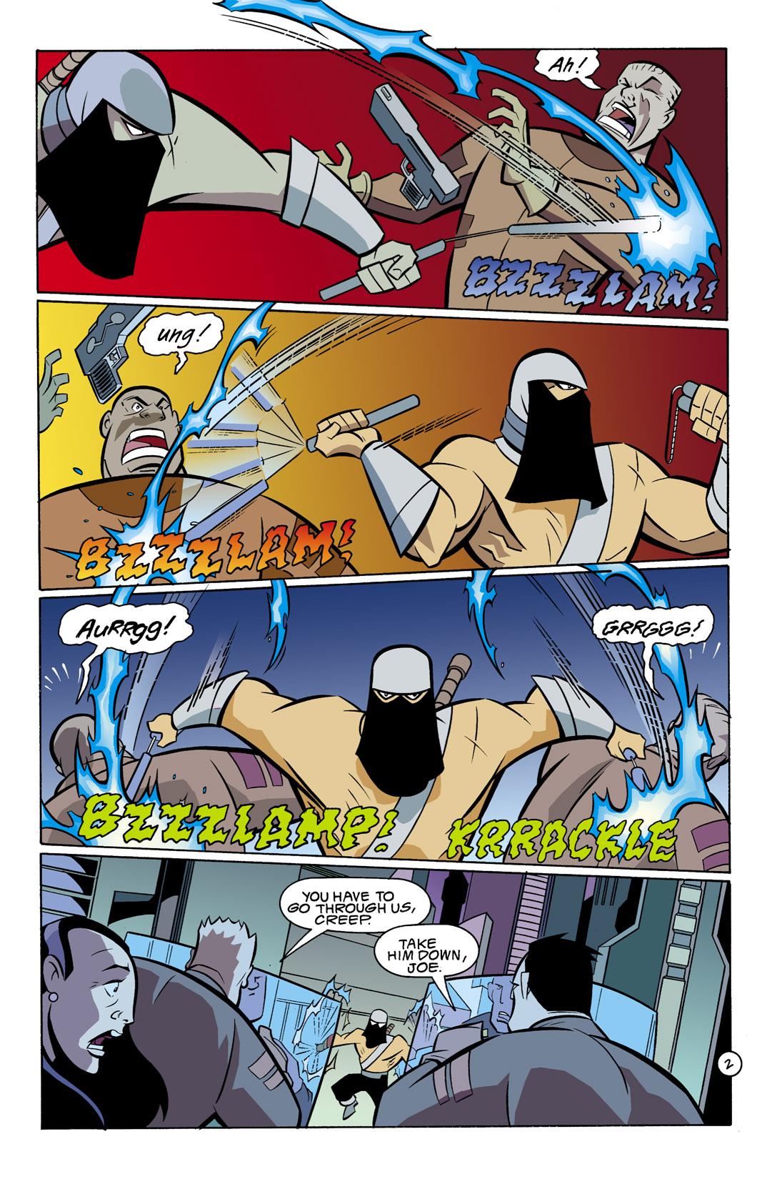 Batman Beyond [II] Issue #9 #9 - English 3