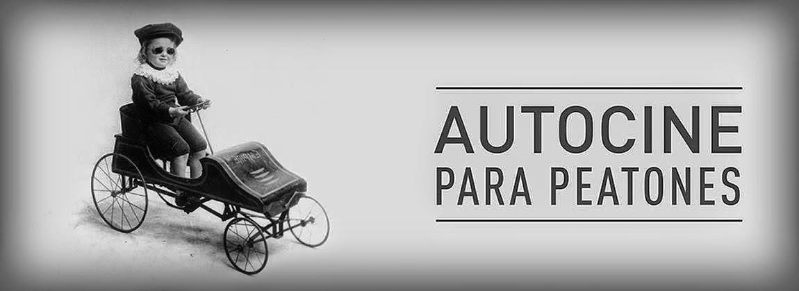"""Despega """"Autocine para Peatones"""""""