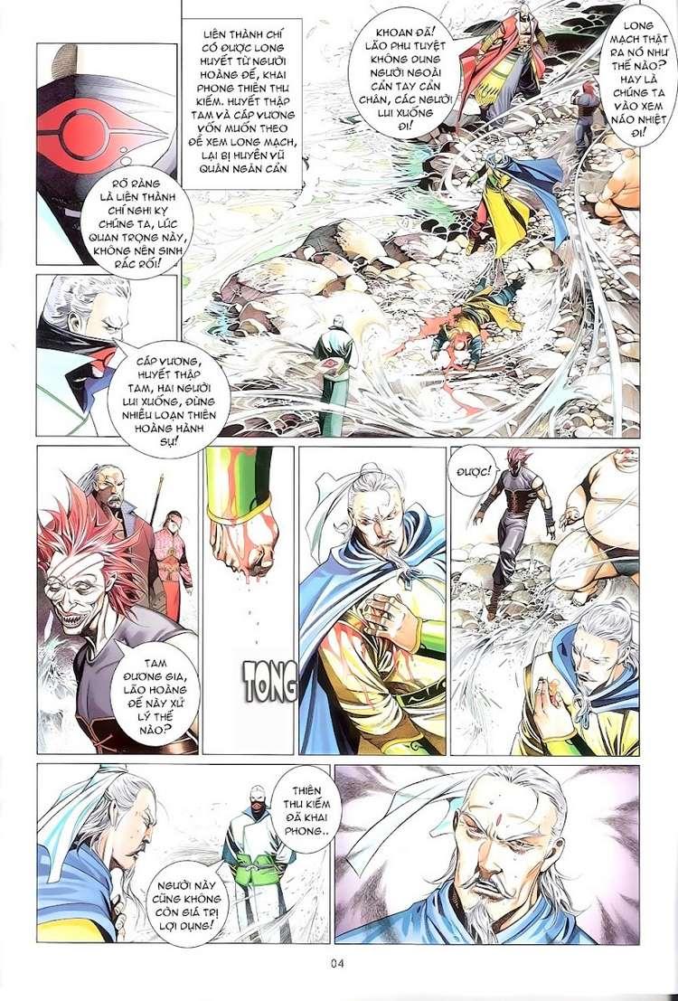 Phong Vân chap 626 Trang 4 - Mangak.info