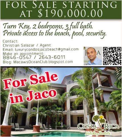 Condos for Sale Jaco