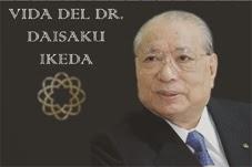 LIFE  OF DR DAISAKU IKEDA.                                 池田大作 いけだ だいさく.