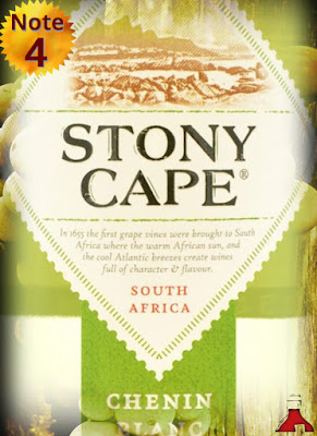 Stony Cape Chenin Blanc Western Cape 2014