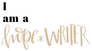 hopewriter