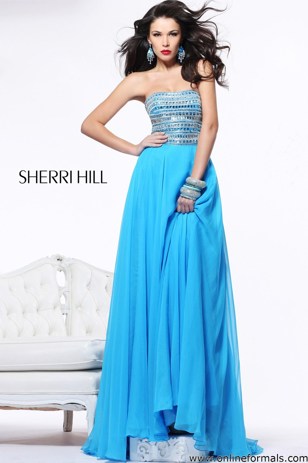 This is an ideal choice for prom 2013