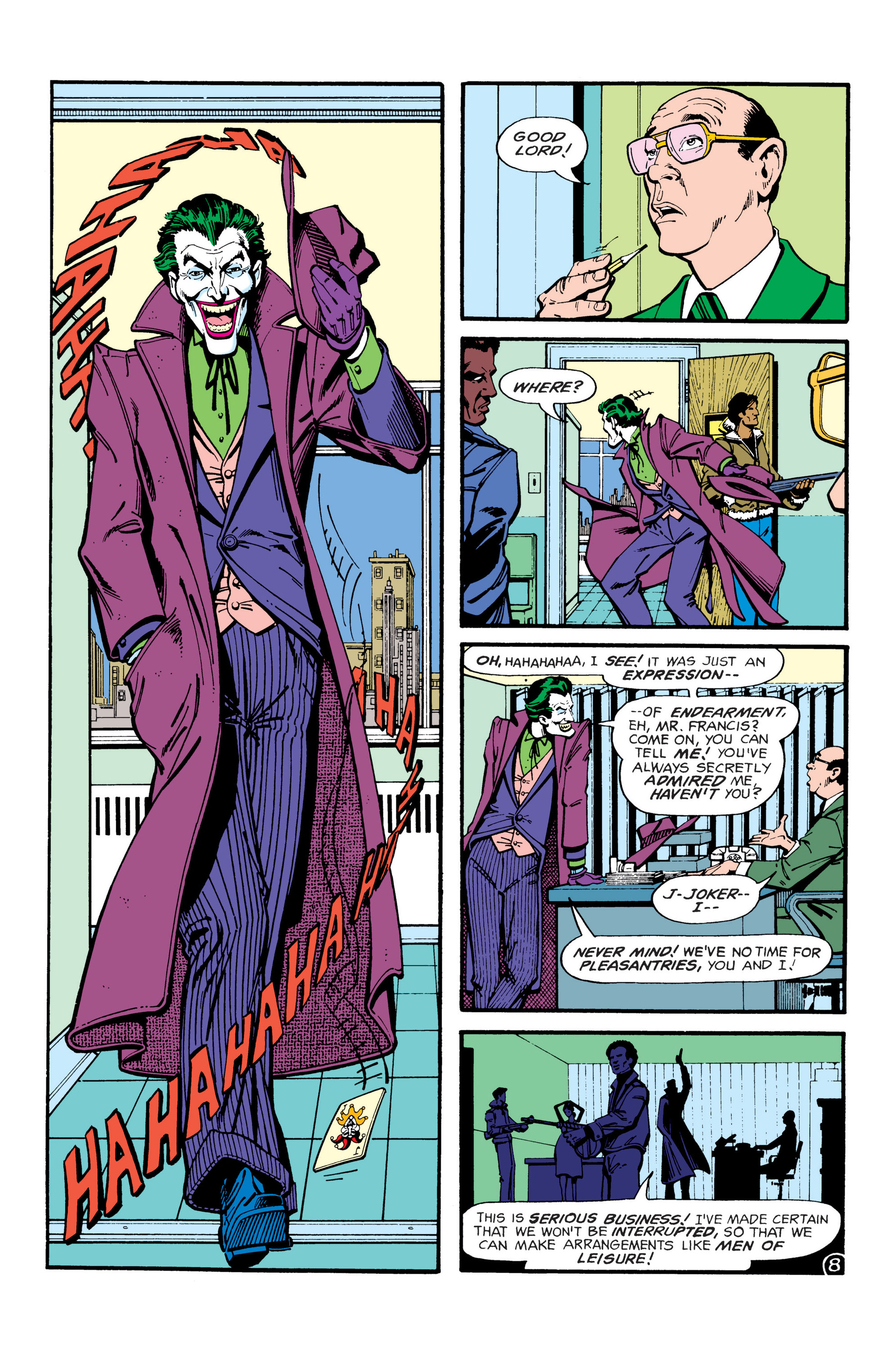 Detective Comics (1937) Issue #475 Page 9
