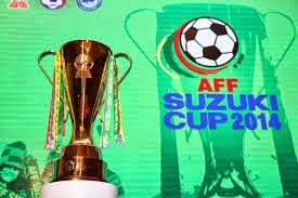 Final Piala AFF Suzuki 2014 - Malaysia VS Thailand