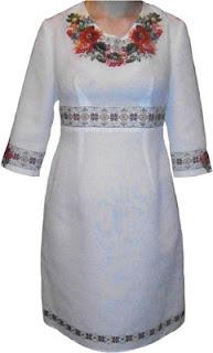 Плаття вишите плаття жіноче вишиване