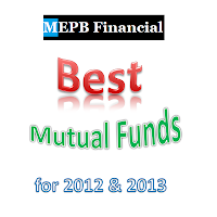 Top 10 Best Mutual Funds for 2012 & 2013