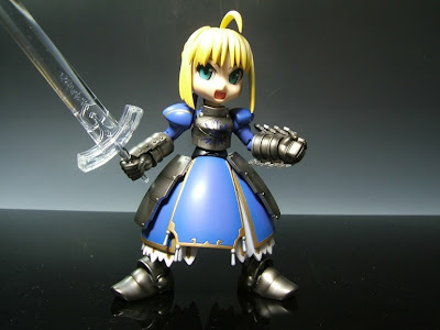 Kotobukiya Saber Model Kit