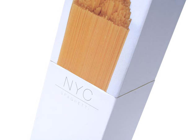 Packaging Design - Chrysler Building by Alex Creamer