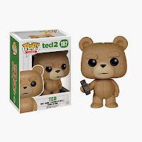 Funko Pop! Ted 2 with remote