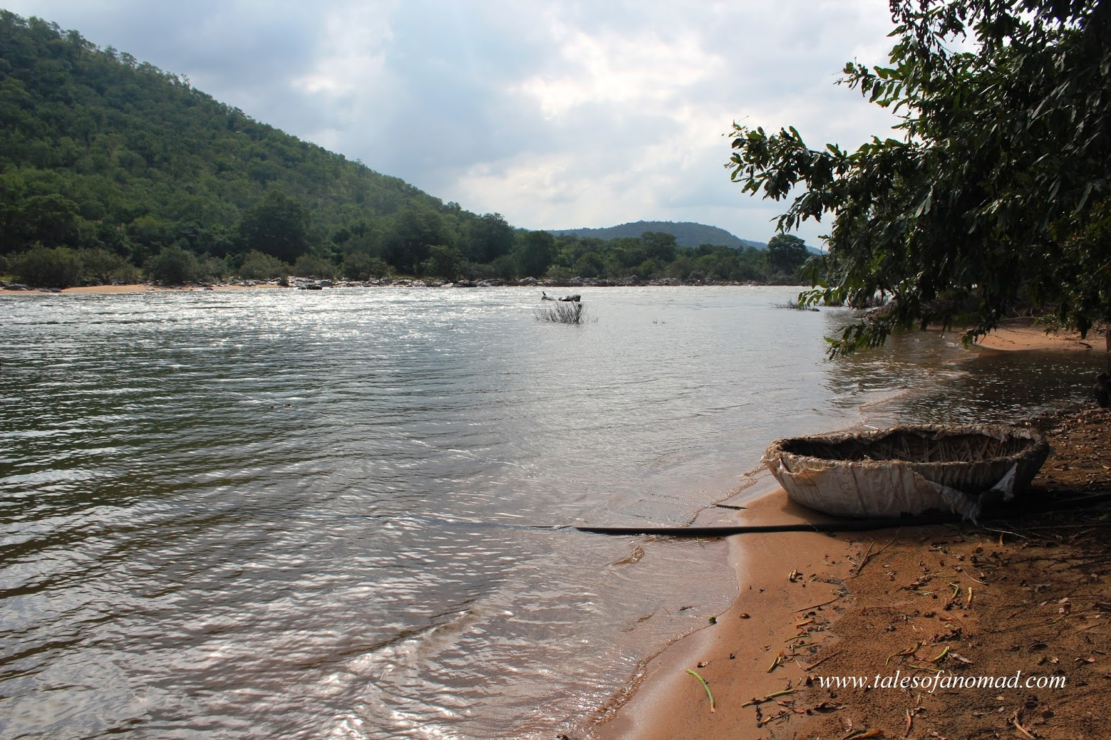 cauvery gurgled its way beside the cottages with green hills in the background  the recent rains had swelled the river and green was the predominant colour  tales of a nomad  december 2015  rh   talesofanomad