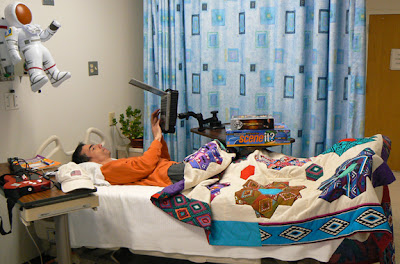 NASA Bed Rest Study