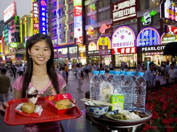 chinese's diet