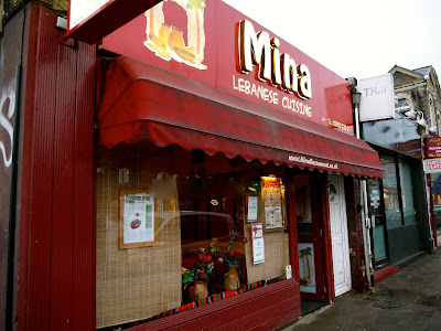 Mina Restaurant, Cathays, Cardiff