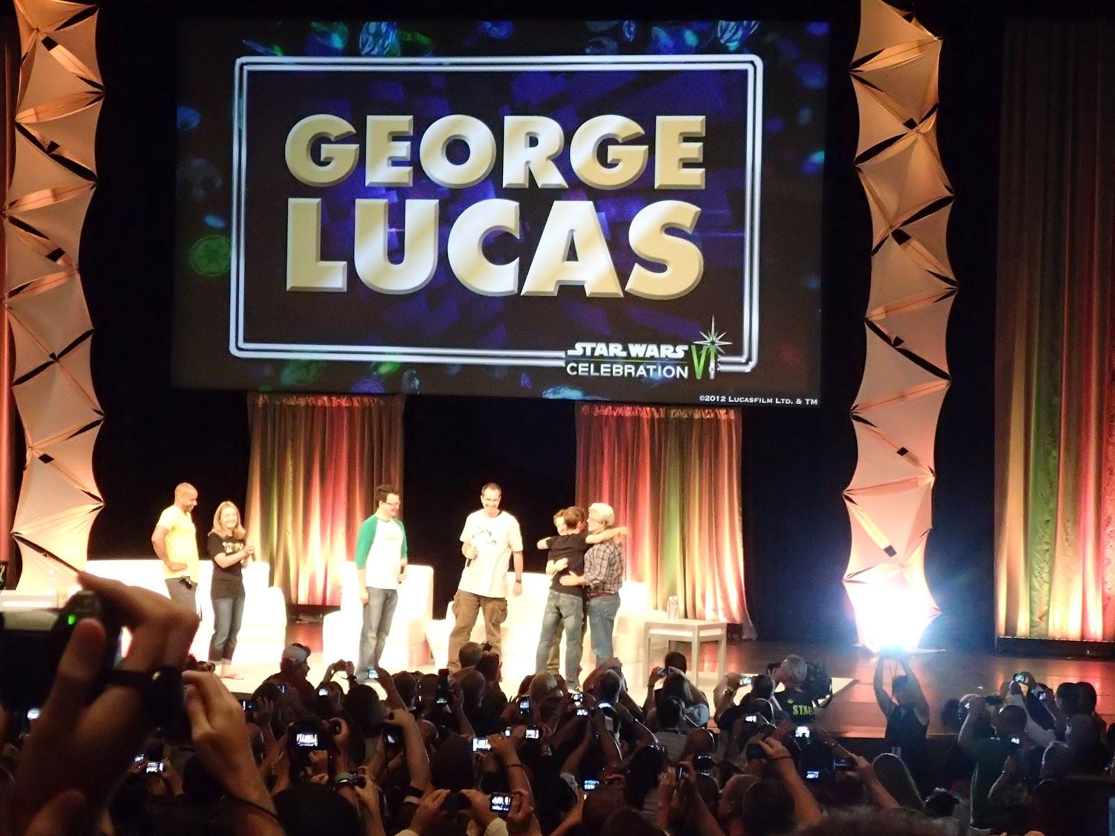 George lucas is an asshole