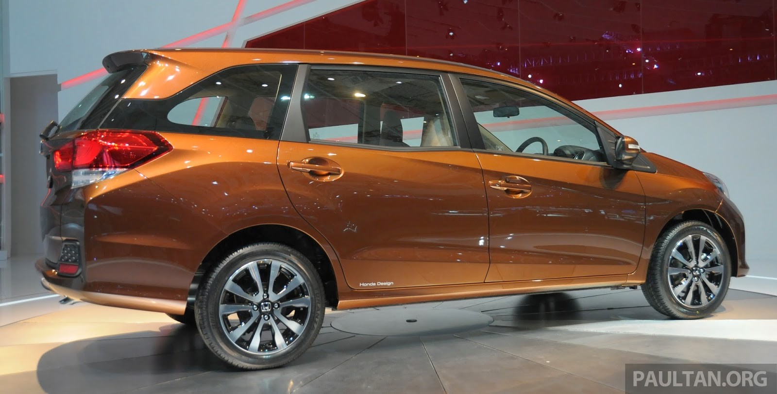 Harga Honda Mobilio 2015