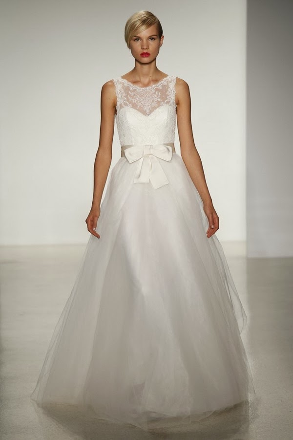 The Amsale Fall 2014 Bridal Collection