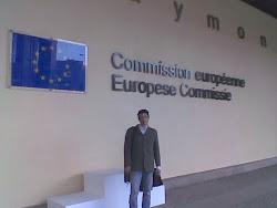 Marcello Zuinisi - Nazione Rom incontro con la Commissione Europea